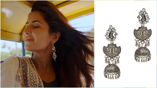 4 bollywood style earrings