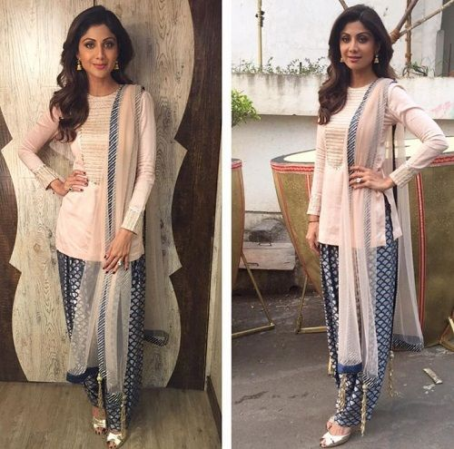 4 style tips to wear a salwar suit
