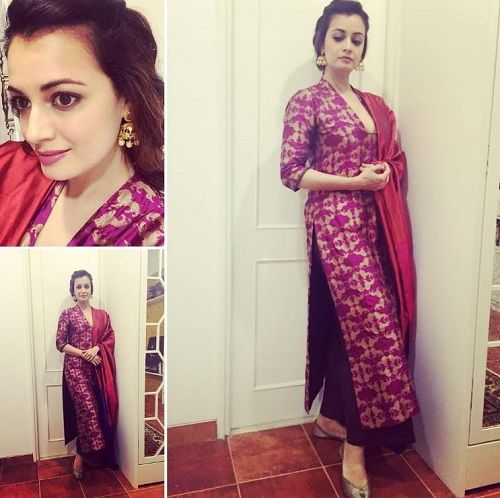5 style tips to wear a salwar suit