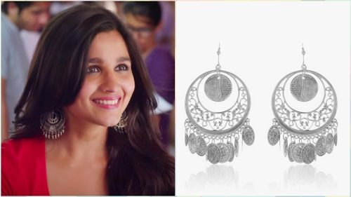 6 bollywood style earrings