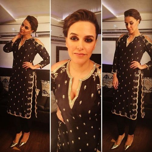 7 style tips to wear a salwar suit