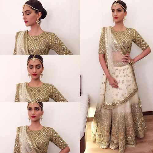 7. sonam kapoor outfits