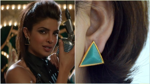 8 bollywood style earrings