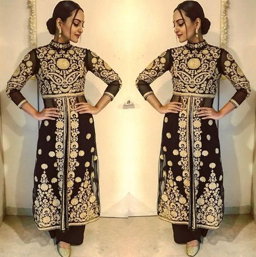 8 style tips to wear a salwar suit