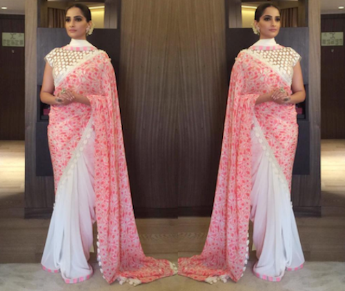 8. sonam kapoor outfits