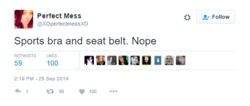 9 funny tweets about boobs