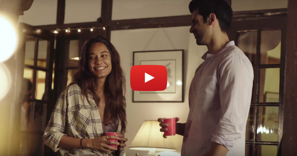 When You're In Love & You Meet Your Ex... This Is A MUST Watch!