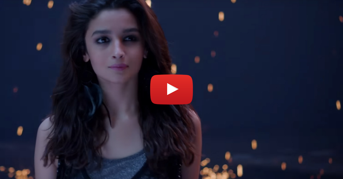 Alia Bhatt Sings 'Ae Zindagi Gale Laga Le' & It's MAGICAL!