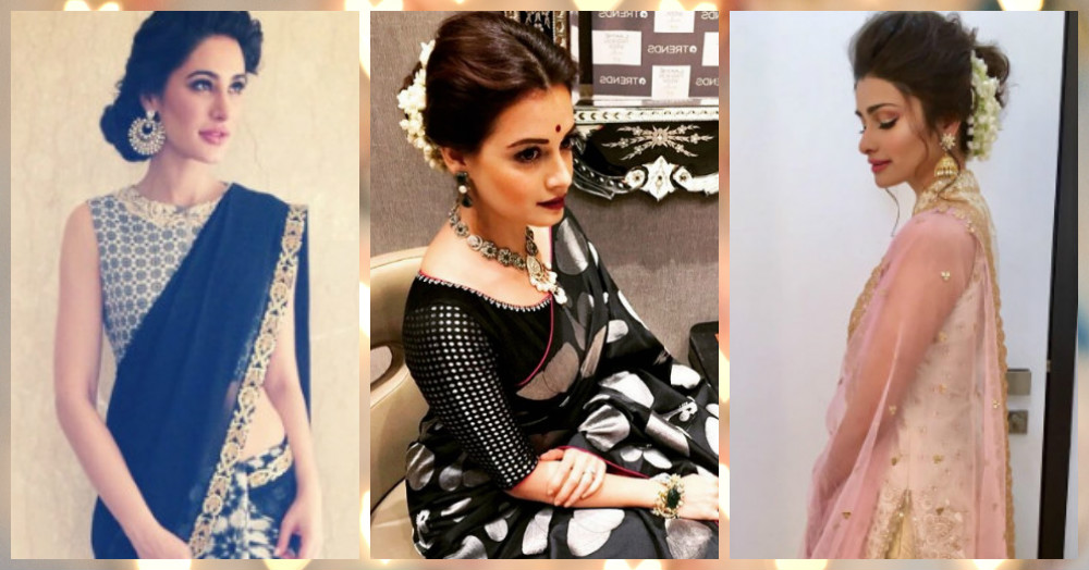 #BridalHair: 11 Gorgeous Celeb-Inspired Buns For Your Shaadi!