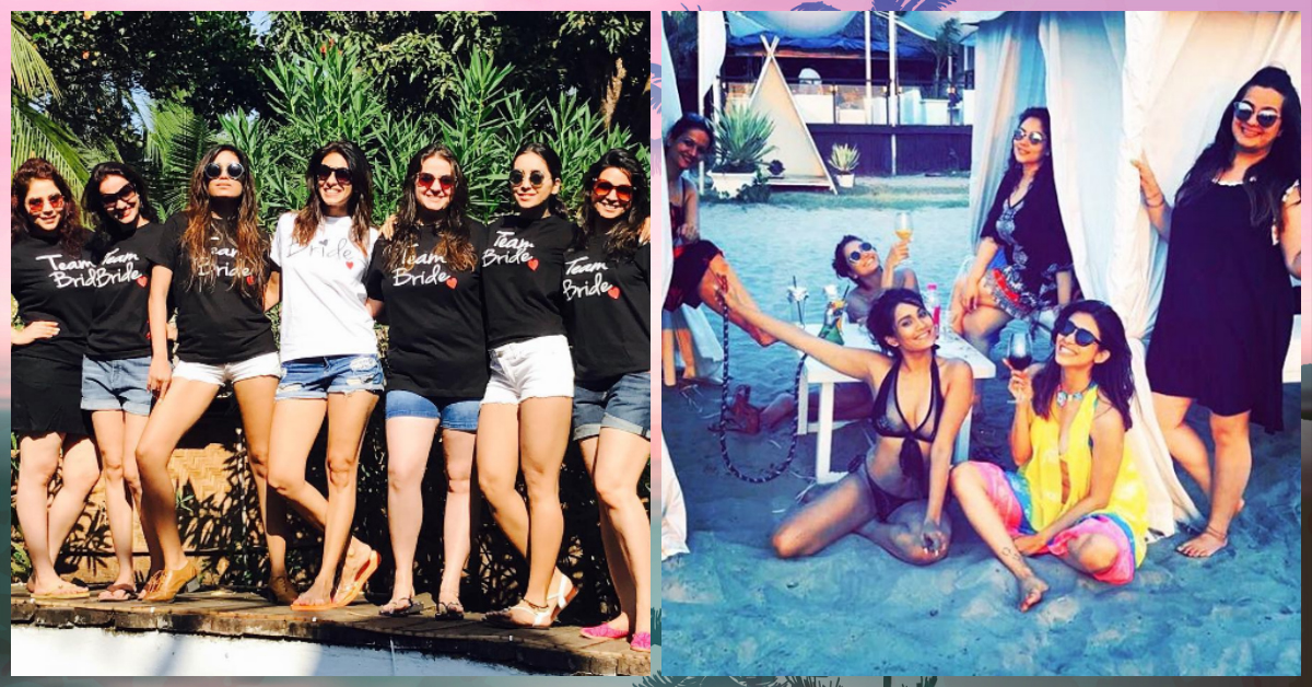 This Celeb's Bachelorette With Her BFFs Will Make You *Sigh*!