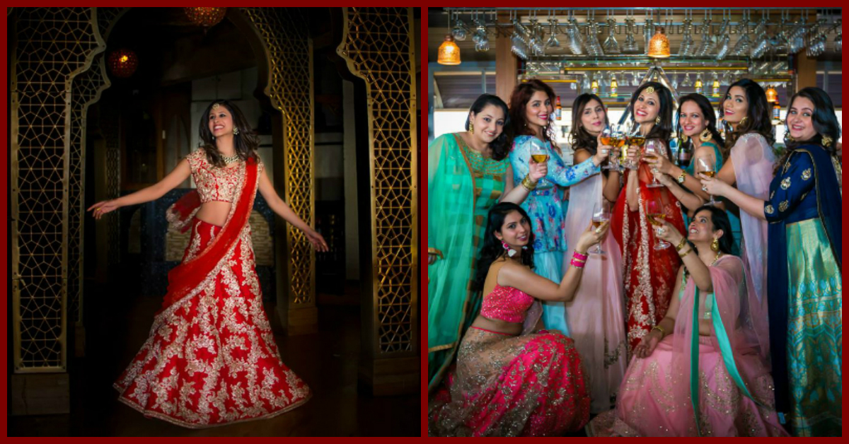 Dear Bestie, We'll Click Pictures Like *This* At Your Shaadi!