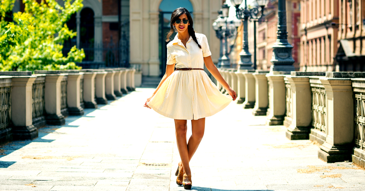10 Fashion Mistakes That Are Making You Look Shorter!