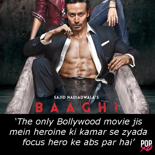 one line movie review - baaghi b (1)