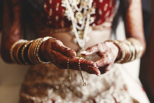 5 save your bridal outfit