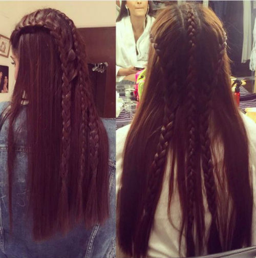 9 hairstyles for long hair