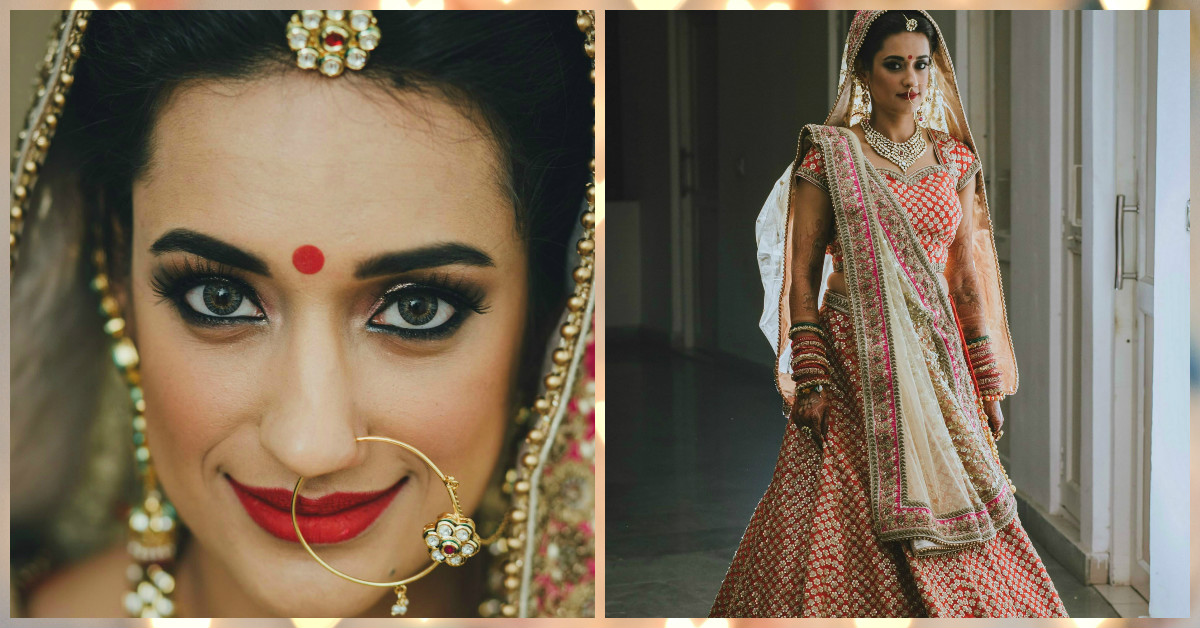 Bridal Makeup That Stole Our Hearts In 2016 - Our Top 10 Picks!