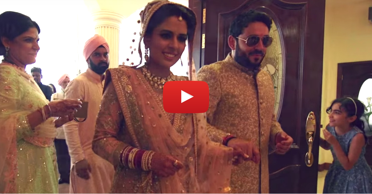 'She Had Him At Hello' - This Wedding Video Is A MUST Watch!
