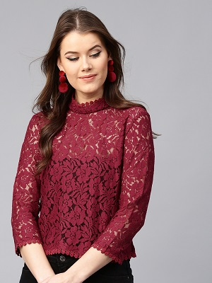 women-lace-top-tops-for-college-girls