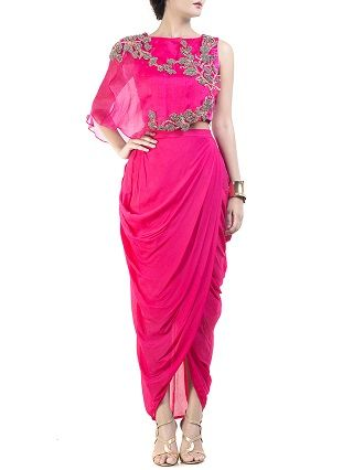1 outfits for your sisters sangeet