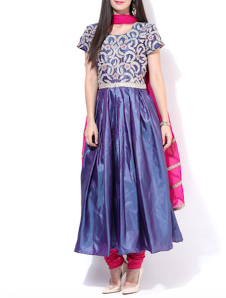 10 anarkali suits for the wedding guest