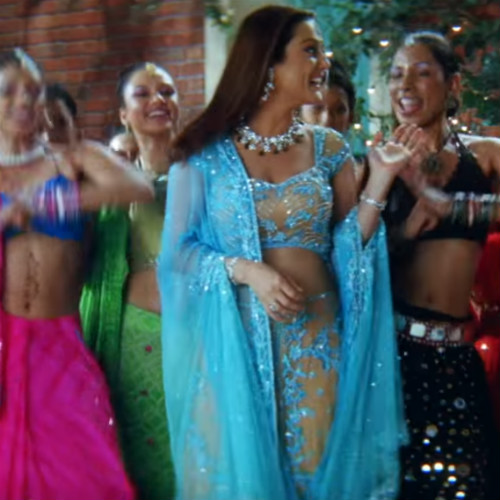 10 bollywood lehengas