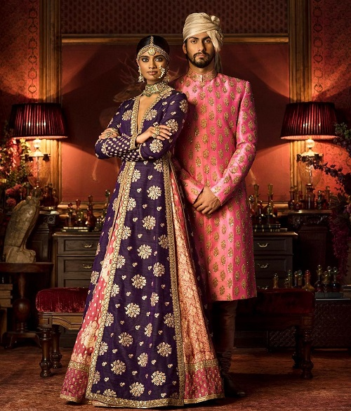 10 colour combinations for your sangeet outfit