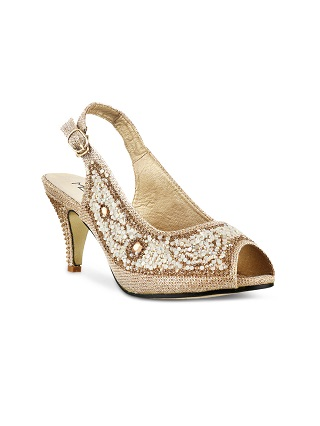 10 heels for the bride