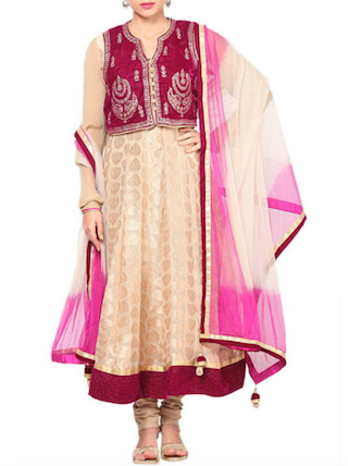 13 anarkali suits for the wedding guest
