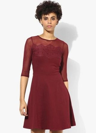 13 dresses for girls with dusky complexion