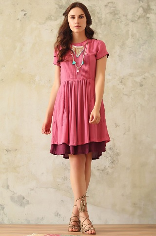 3 dresses for girls with dusky complexion