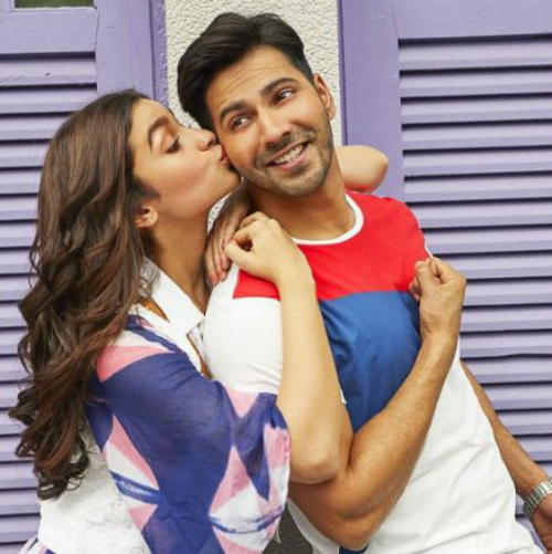 5 Varun Dhawan and Alia Bhatt