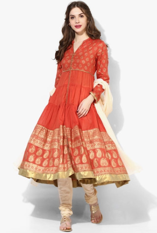 9 anarkali suits for the wedding guest