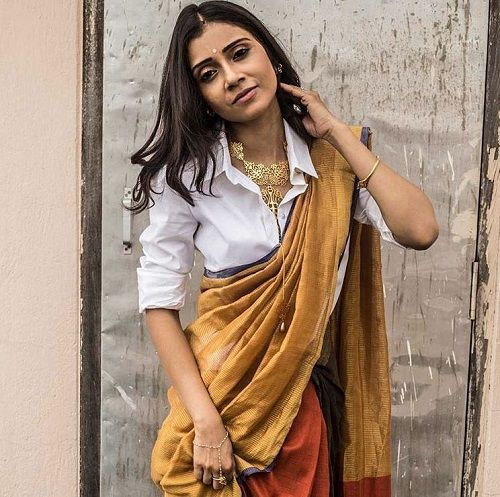 9 look sexy in indian wear