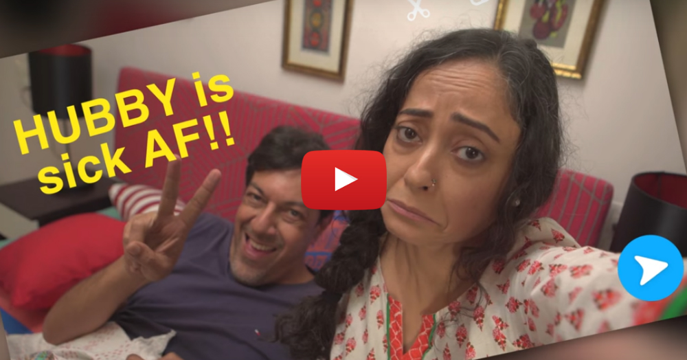 Mom & Dad Behaving Like You & Bhai?! This Video Is So CRAZY!