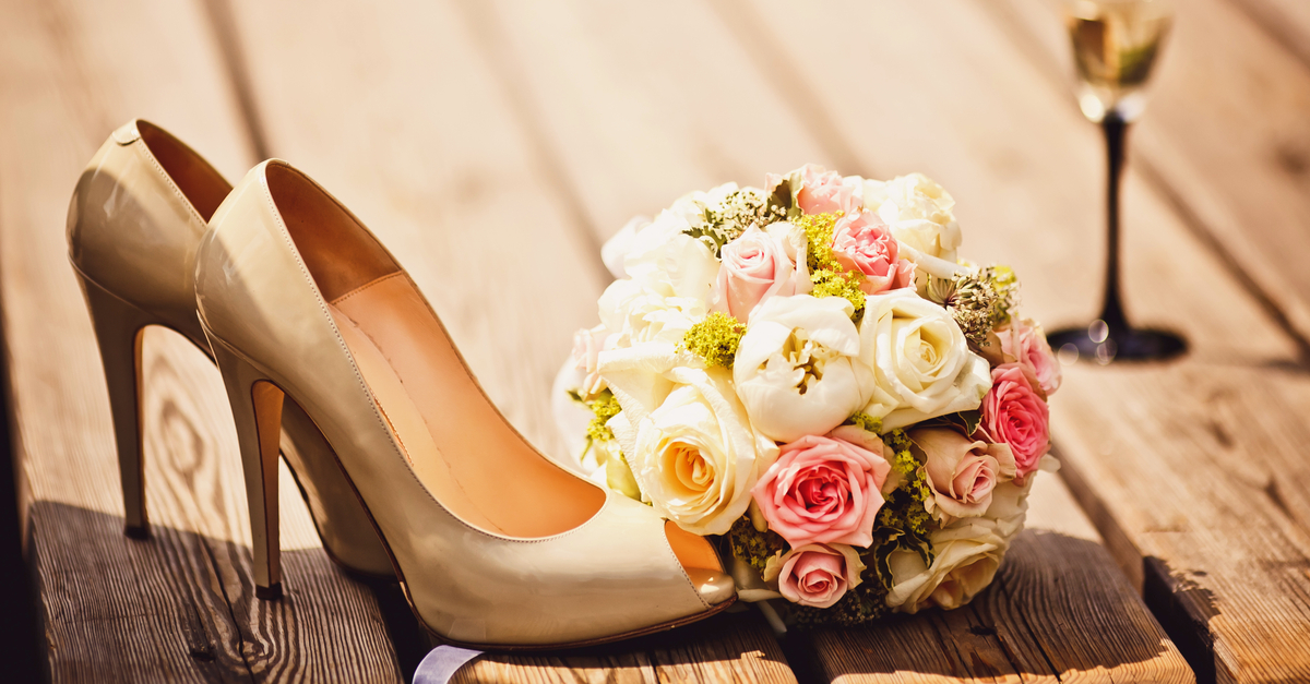 15 Pretty & Comfy Heels For The Bride That Won't Kill Your Feet!