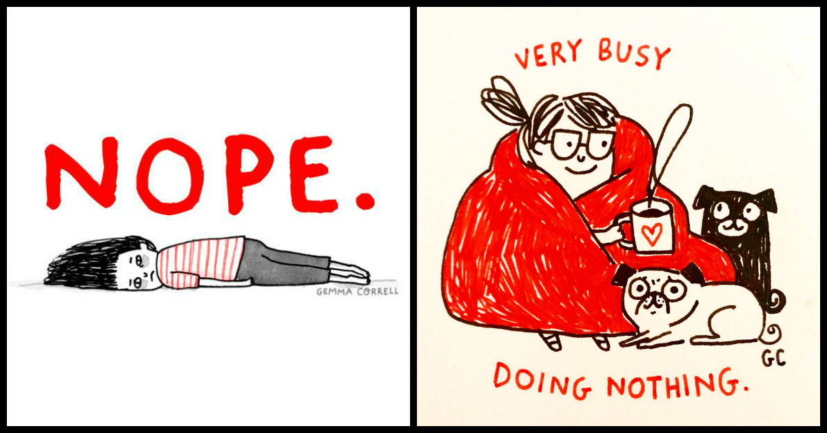 9 AWESOME Comics About A Girl's Life For All You Lovely Ladies!