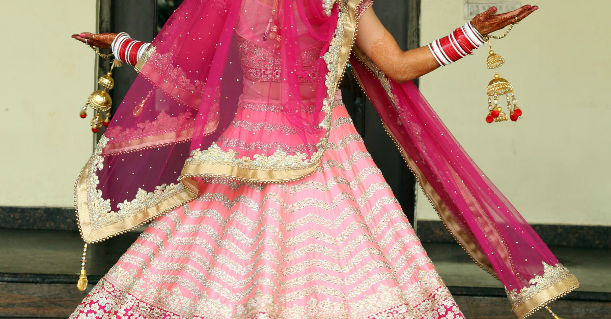 #MyStory: My Mom-In-Law Did Not Like My Dream Lehenga And Then…