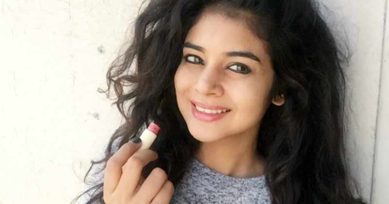 #BeautyDiaries: I Made A Lipstick At Home Using… Beetroot!