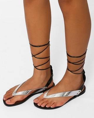 1 affordable strappy sandals