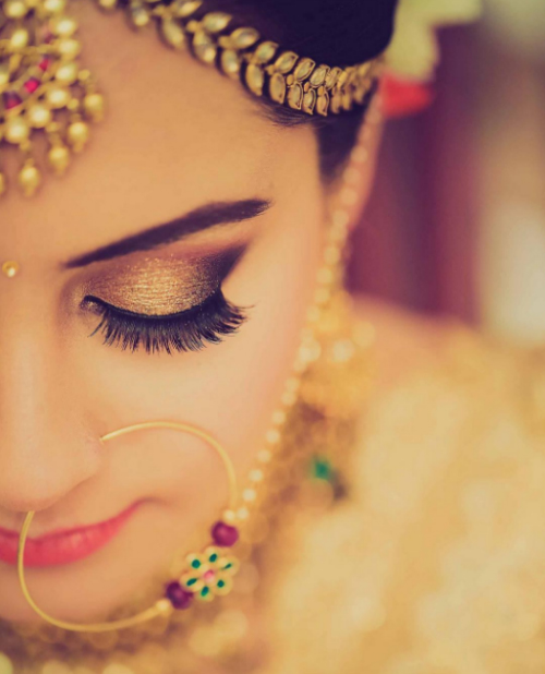 1 bridal smokey eye makeup