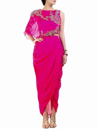 1 sangeet outfits