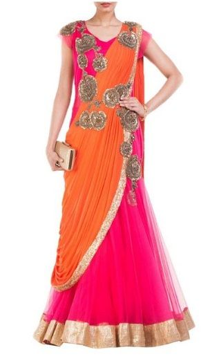 11 sangeet outfits