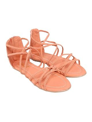 15 affordable strappy sandals