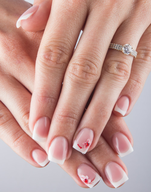 2 style your engagement ring