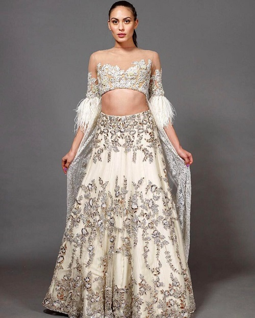 2 wedding lehenga for your personality