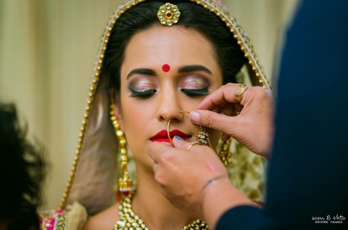 3 bridal smokey eye makeup