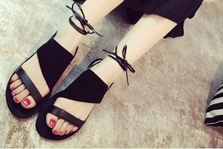 5 affordable strappy sandals