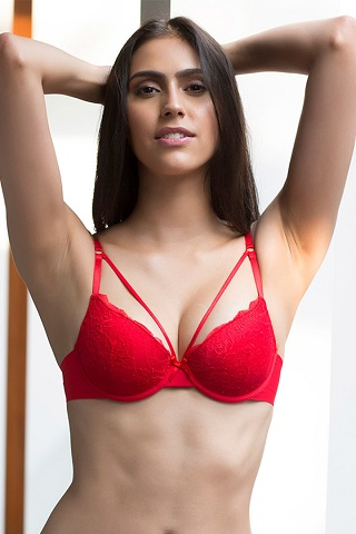 6 bras for the newlywed girl