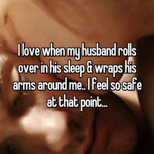 6 wives share things they love about their husbands