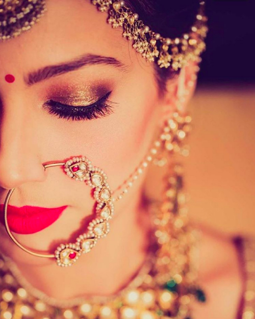 7 bridal smokey eye makeup